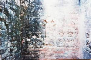 265.ラクシュミーの浮き彫り(プラサットクラヴァン).jpg
