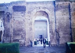 267.モンテリアの中庭に通じるアーチ(アルカサル).jpg